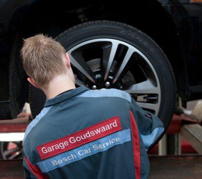 Autoreparatie bij Garage Goudswaard in 's-Heerenberg